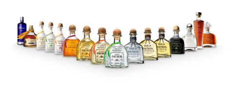 百加得同意收購培恩烈酒國際有限公司(Patrón Spirits International AG) 100%所有權及全世界最暢銷的特級龍舌蘭酒PATRÓN®品牌。(照片:美國商業資訊)