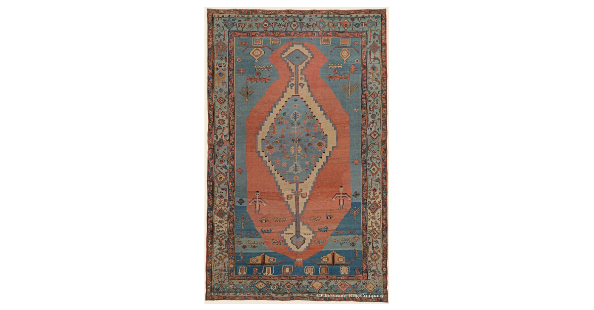 Claremont Rug Company Names 50 Best of Their Type Antique Oriental ...