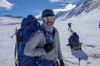 Mountain climber Chris Bombardier of Denver, Colorado on January 6th became the first hemophiliac to climb the Seven Summits of the world with his successful climb of Mount Vinson in Antarctica, a journey made possible with a grant from Octapharma USA. (Photo: Business Wire)
