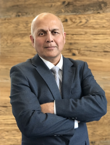 Farrukh Usmani, Vice President of Engineering at Airgain (Photo: Business Wire)