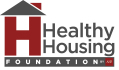 http://'Healthy Housing Foundation by AHF' logo