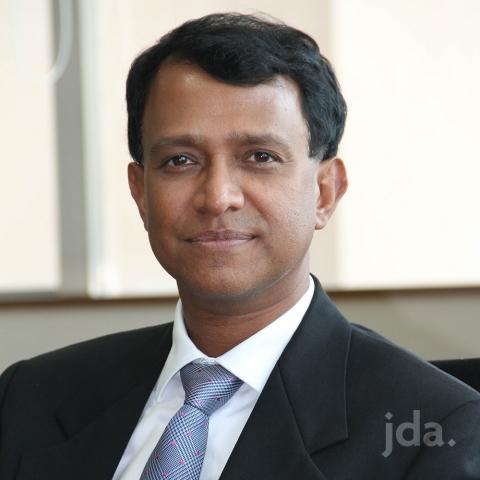 Niranjan Thirumale, senior vice president and managing director, JDA Centers of Excellence (Photo: B ...