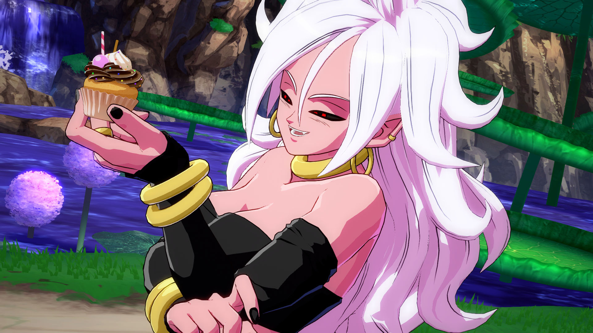 Image Dragon Ball Dragon Ball Fighterz Android 21