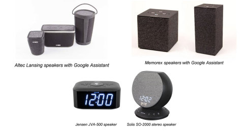 Multiple Design Wins for Frontier Smart Audio Solution with Google Assistant (Photo: Business Wire)