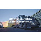 The 3M Transportation Safety Division Roadshow sets out on a North American tour, bringing interactive experiences on road infrastructure technologies and safety