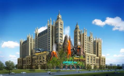 ITEC Entertainment Announces Paradise Park. (Photo: ITEC Entertainment)