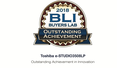 Outstanding Achievement in Innovation award (Graphic: Business Wire)
