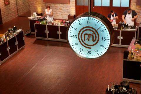 MasterChef Production Set (Photo: AETOSWire)