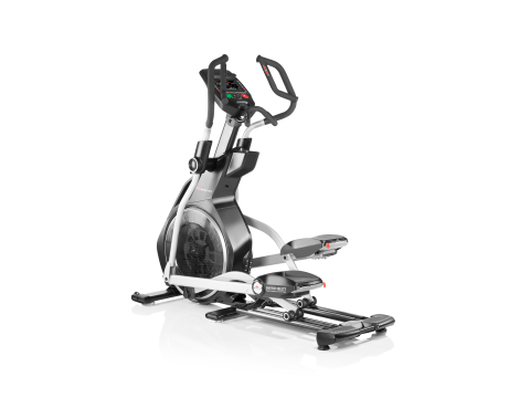 The Bowflex® BXE326 elliptical features 11 pre-programmed workouts, the innovative Burn Rate console and Bluetooth® connectivity to track progress, set goals and win awards with the Results app. (Photo: Business Wire)