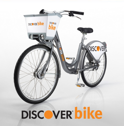San Diego's bike share program is getting a fresh look and a new name: Discover Bike. (Photo: Business Wire)