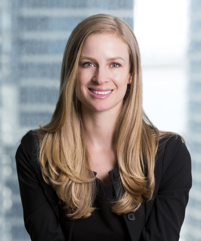 Anna Murray, VP of Sustainability, Bentall Kennedy. (Photo: Business Wire)