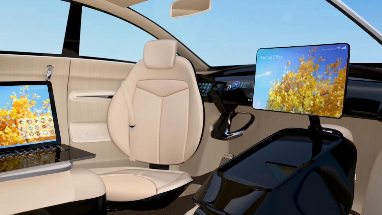 Aquantia Automotive Video
