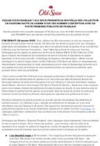 PARLEZ-VOUS FRANÇAIS? OLD SPICE PRESENTE SA NOUVELLE RED COLLECTION DE PARFUMS HAUTS DE GAMME POUR DES HOMMES D'EXCEPTION AVEC SA TOUTE PREMIERE PUBLICITE EN FRANÇAIS.