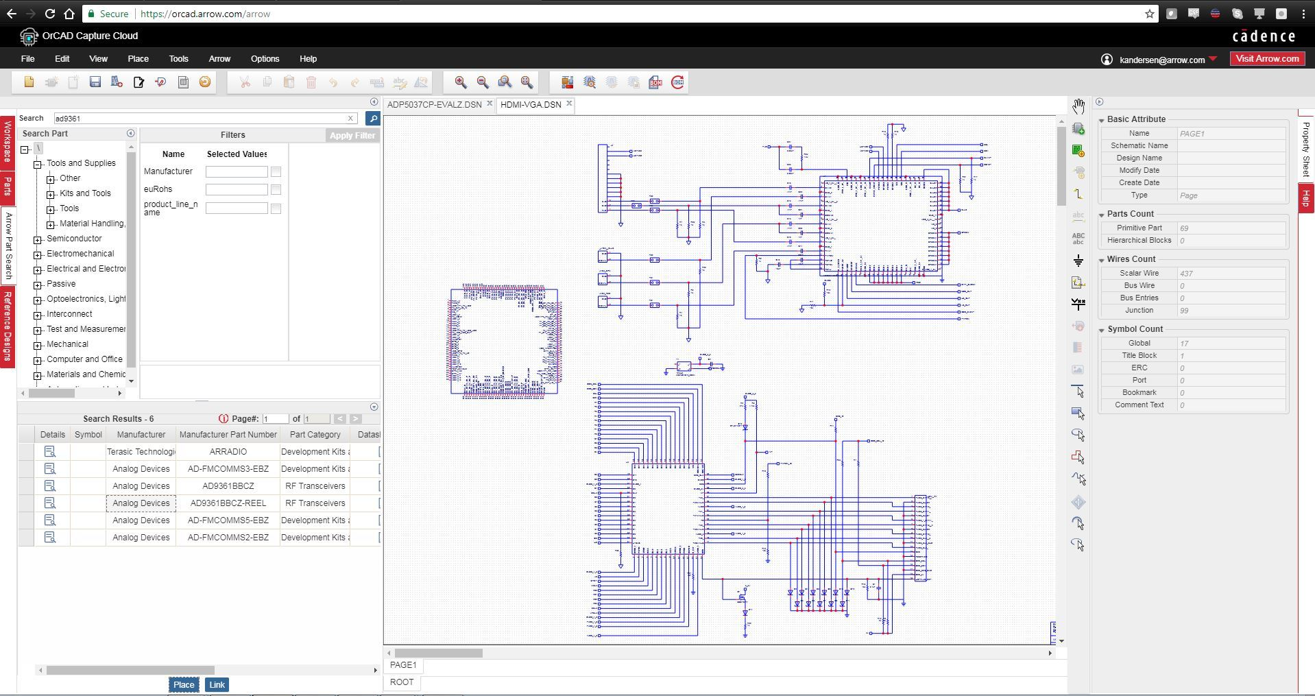 Electronic Hardware amp PCB Design Cadence OrCAD - oukas.info on