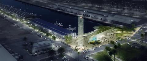 AltaSea campus design by Gensler (Photo: Business Wire)