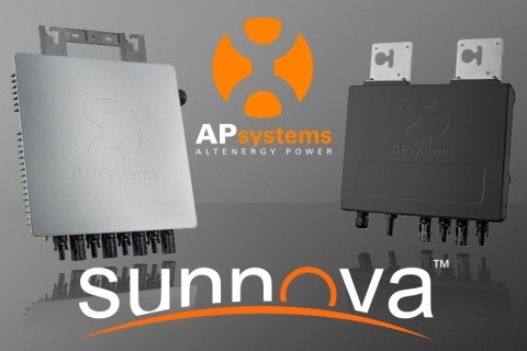 APsystems has joined the approved vendor list for Sunnova, a leading U.S. residential solar and energy storage service provider.(Photo: Business Wire)