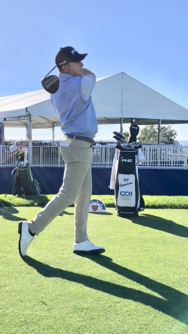 Commonwealth Diagnostics International, Inc. Teams up with PGA Golfer Rob Oppenheim to Drive Awareness of Irritable Bowel Syndrome (IBS) and Small Intestinal Bacterial Overgrowth (SIBO) (Photo: Business Wire)