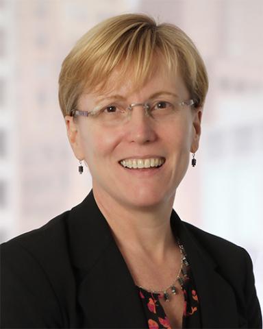Sarah Dahlgren, Wells Fargo head of Regulatory Relations (Photo: Business Wire)