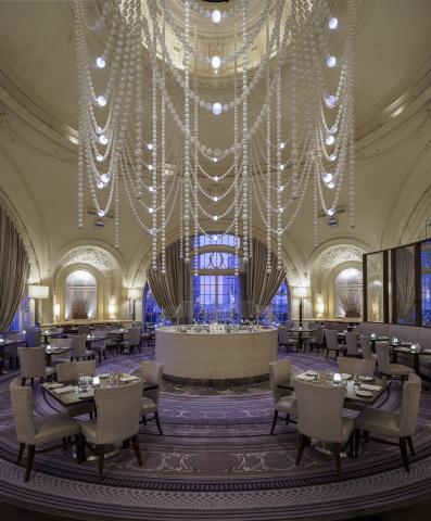 The Bellevue Hotel's XIX (NINETEEN) fine dining restaurant (Photo: Business Wire)