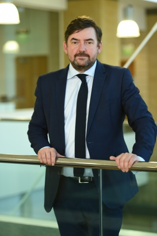 New UML Managing Director, Mark Swindlehurst. (Photo: Business Wire)
