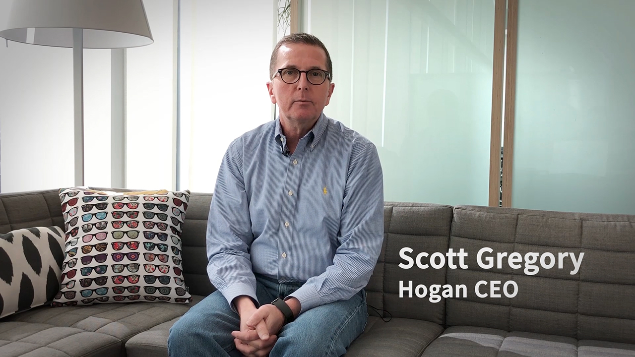 Scott Gregory announced as new CEO for Hogan Assessments