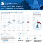 National Write Your Congressman (NWYC), an organization that gives small businesses a voice in American government, finds in its Q4 2017 Quarterly Index small business owners' satisfaction in Congress doubled following the passage of the new tax law.