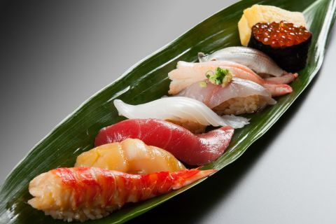 Our fresh Edo-style sushi using only the finest natural ingredients (Photo: Business Wire)