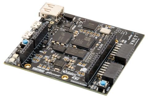 MiniZed(TM) Zynq SoC development platform from Avnet (Photo: Business Wire)
