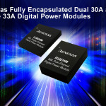 Renesas Electronics Unveils Industry-Leading Fully Encapsulated Dual 30A and Single 33A Digital Power Modules