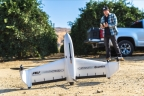 AeroVironment Quantix Hybrid Drone and AV Decision Support System now available for purchase (Photo: Business Wire)