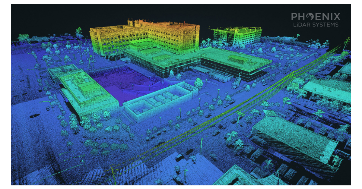 """How a """"Wild Idea"""" About LiDAR Transformed the Aerial Mapping"""