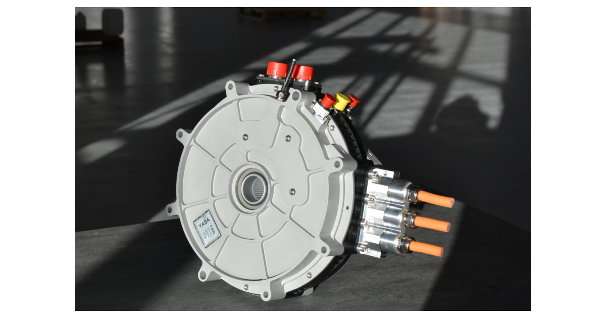 Electric Motor Manufacturer YASA Secures £15m Growth Funding, Opens