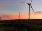 Red Pine Wind Project in Minnesota generates 200 MW of wind power (Photo: Business Wire)