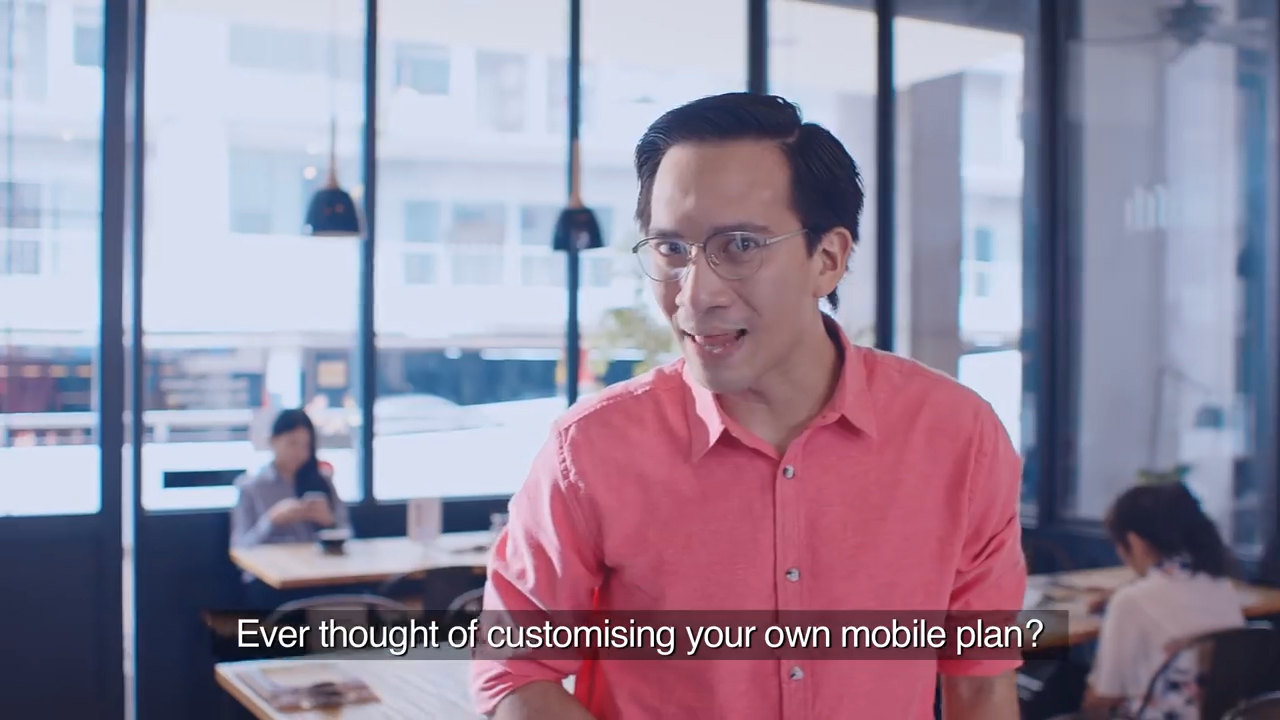 Yoodo: The Truly Customisable Mobile Service