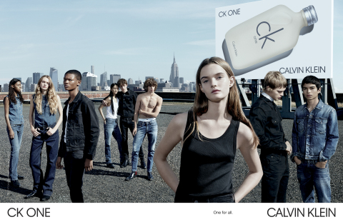 Willy Vanderperre for CK ONE by Calvin Klein