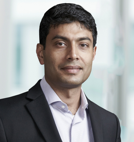 Vikram V. Shanbhag, Managing Director for Asia Pacific South, Coriant (Photo: Business Wire)
