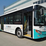 Efficient Drivetrains Delivers its Largest Electric Bus Order for Nantong, China