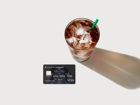 Starbucks Rewards™ Visa® Card (Photo: Business Wire)
