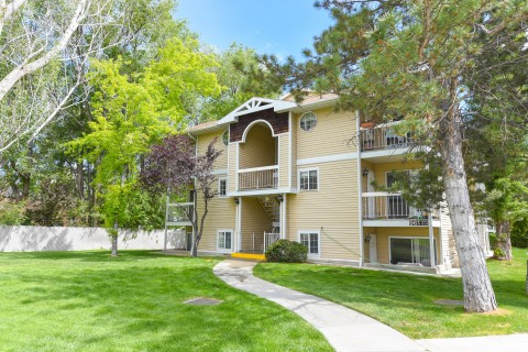 Creekview Apartments in Midvale, Utah (Photo: Business Wire)