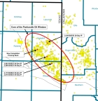 The aerial extent of Tecolote's 210,000 net acres and the core of the Panhandle Oil Window play. (Photo: Business Wire)