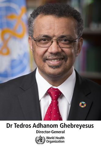 Il Direttore generale dell'Organizzazione Mondiale della Sanità interverrà al Vertice sulla sicurezza dei pazienti