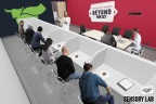 Beyond Meat's new formal sensory lab will allow for real-time consumer testing and panels. Keeping a close pulse on shifting consumer preferences and trends will allow Beyond Meat to stay at the forefront of producing cutting edge products. (Graphic: Business Wire)