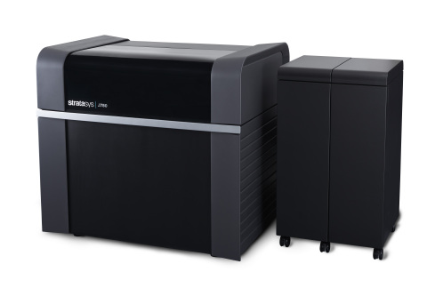 Stratasys J750 – the world's only full color, multi-material 3D printer (Photo: Business Wire)