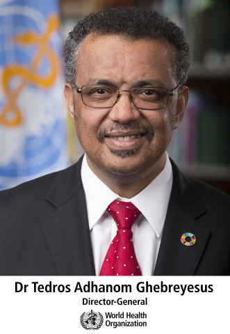 Dr. Tedros Adhanom Ghebreyesus, Director-General of the World Health Organization, will speak at the ...