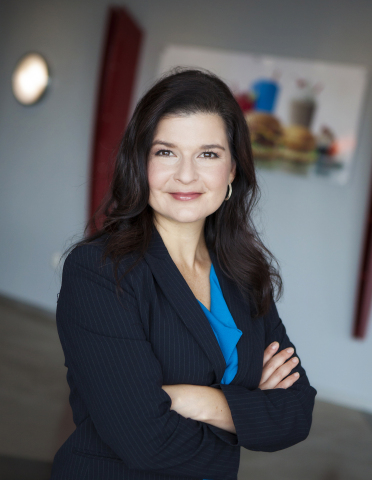 Claudia S. San Pedro to serve as president for Sonic Corp. (Photo: Business Wire)