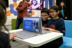 Young members of the Boys & Girls Clubs of Greater Houston were surprised with new Tech Center makeovers as part of Samsung's $1M donation gifted to the Houston community following Hurricane Harvey. (Photo: Business Wire)