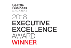 TrueBlue Receives Seattle Business Magazine's Excellence in Governance Award (Graphic: Business Wire)
