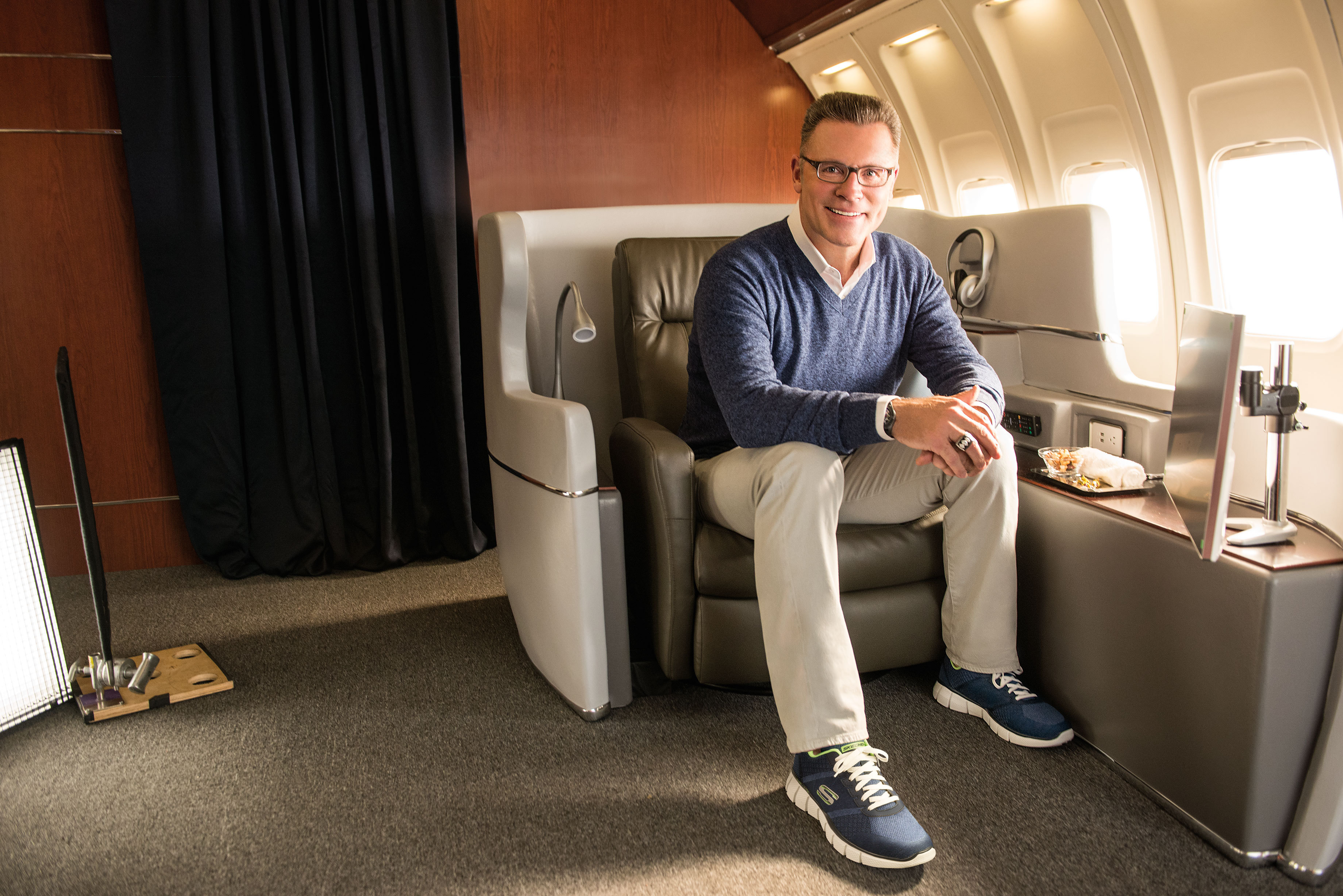 Skechers Puts Howie Long Back In The Super Bowl Business Wire