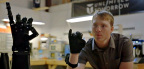 Innovator Easton LaChappelle aligns with Stratasys as exclusive 3D Printing provider for Unlimited Tomorrow – delivering new age of custom-designed 3D printed prosthetic arms (Photo: Unlimited Tomorrow)