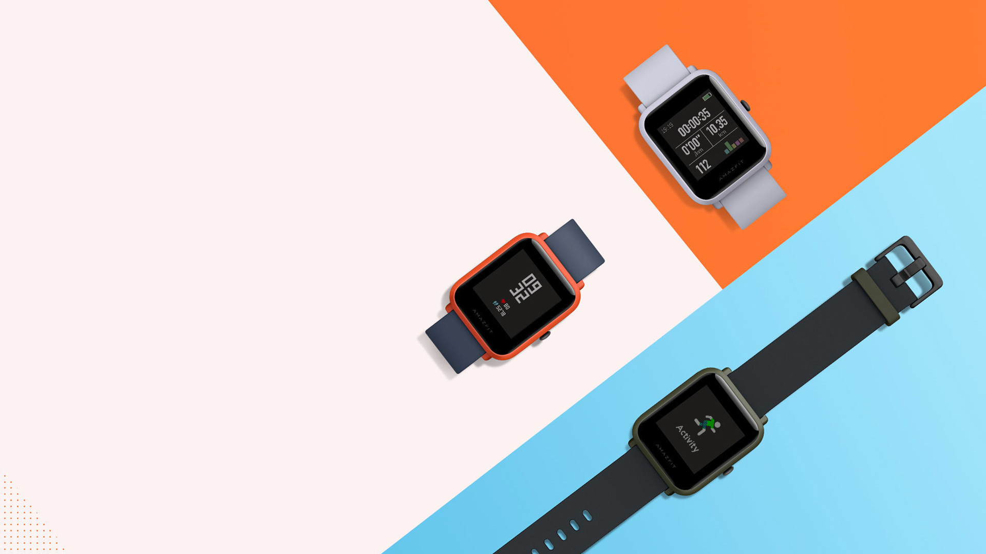 Huami Announces Global Availability Of Its Newest Smartwatch Amazfit Xiaomi Bip With Over One Month Battery Life Business Wire